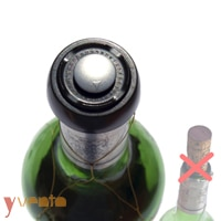 Yvento Wine Stoppers - Click for More Images